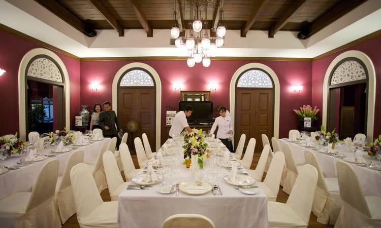 Praya Dining Praya Palazzo Hotel Bangkok