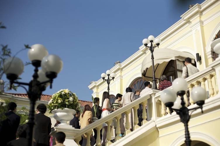 Exterior Praya Palazzo Hotel Bangkok