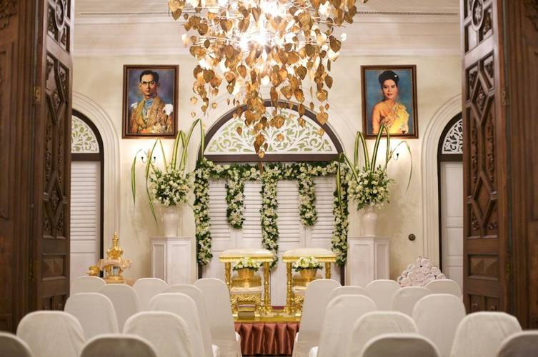 Weddings Praya Palazzo Hotel Bangkok