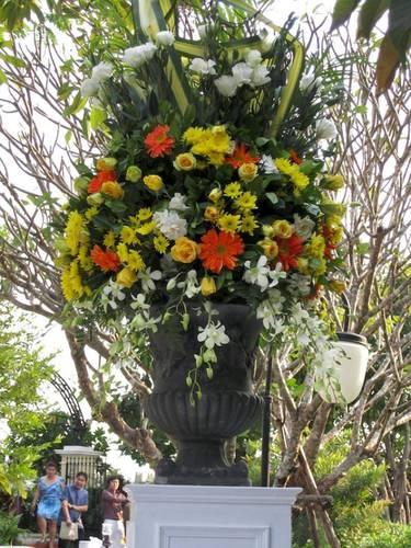 Flowers Praya Palazzo Hotel Bangkok