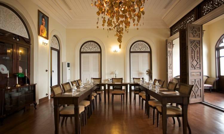 The Rom Pho Praya Palazzo Hotel Bangkok