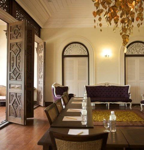 Facilities praya palazzo hotel bangkok